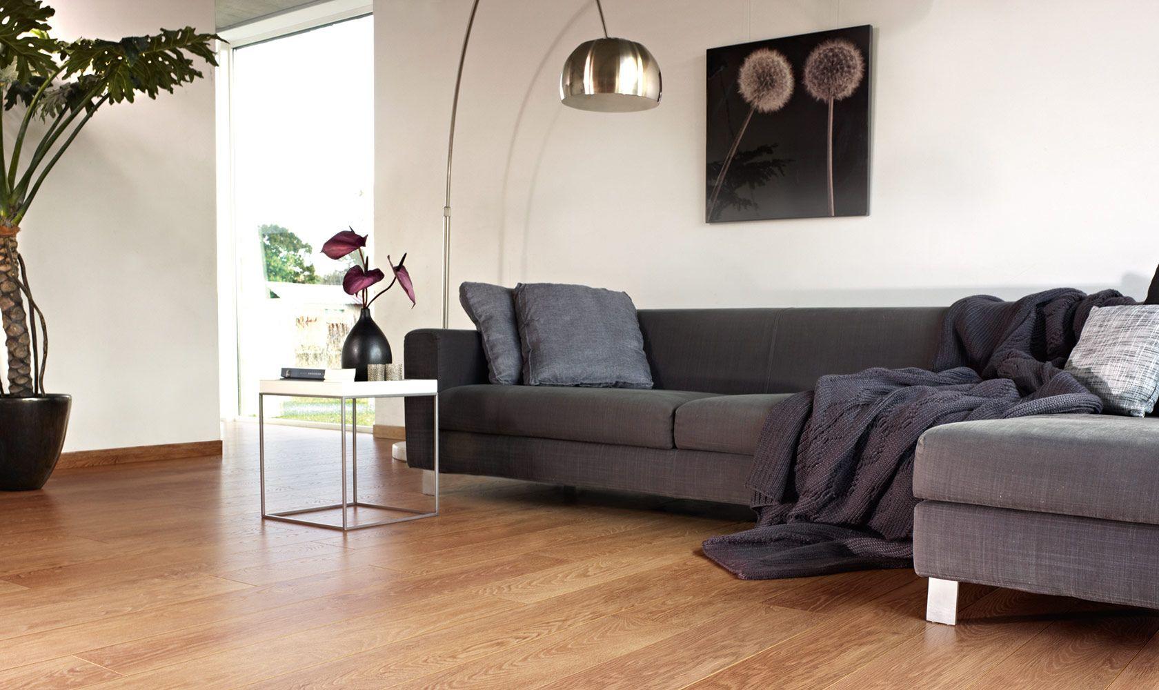 Oak laminate flooring Tradition Elegant I Modern elegant