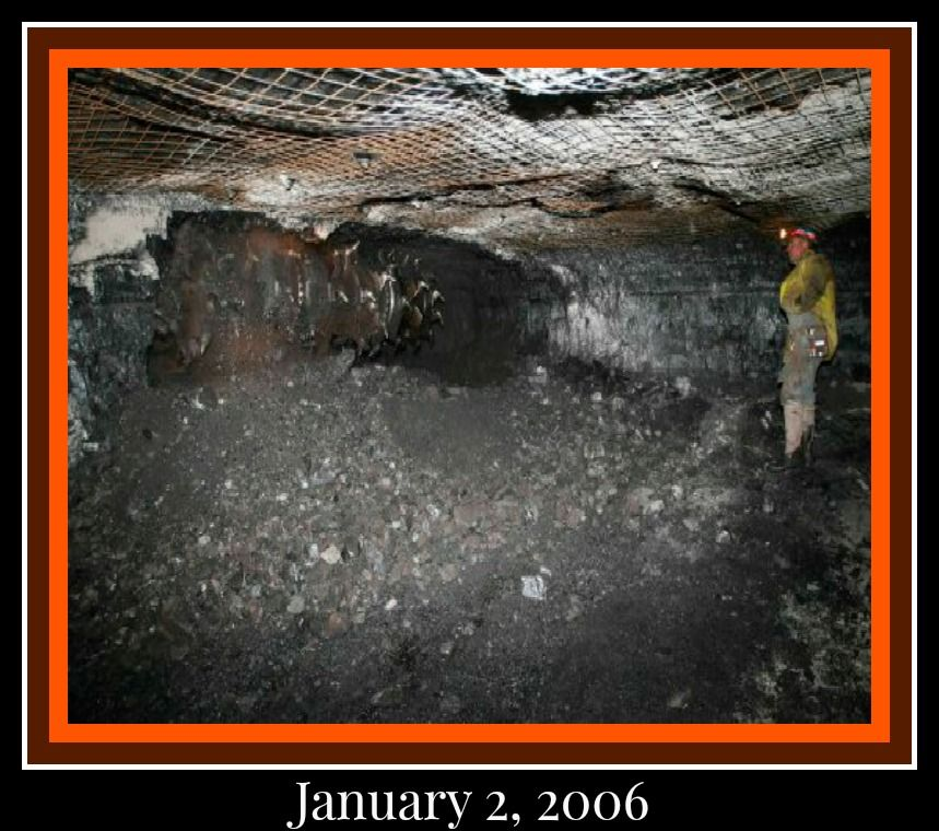 On This Day In American History A Coal Mine Explosion In Sago West Virginia Kills 12 Miners And Critically Injures A American History History Videos History