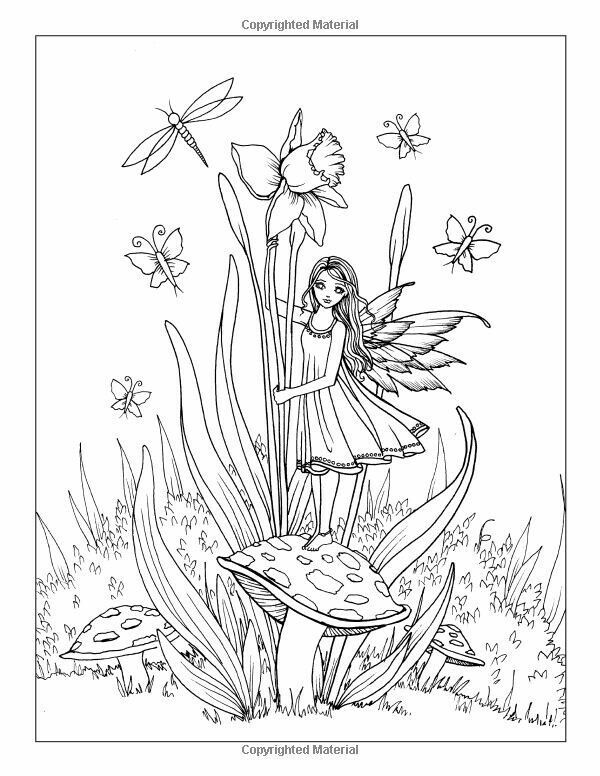 Faerie Coloring Page Fairy Coloring Pages Fairy Coloring