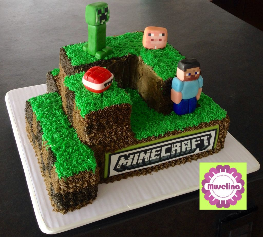 how to make a cake in mc