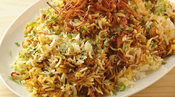 برياني الدجاج In 2021 Indian Food Recipes Indian Cooking Pakistan Food