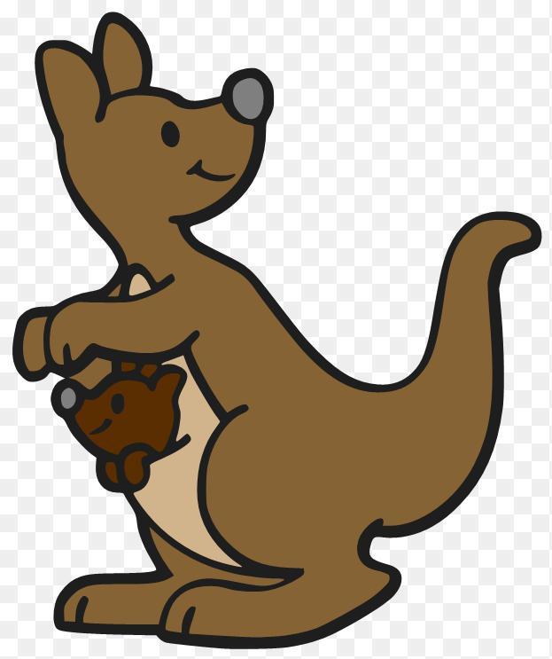 Kangaroo Cartoon Png Cartoon Kangaroo 623 743 Png Download Free Transparent Background Kangaroo Cartoon Png Png Dow Cartoon Clip Art Cartoons Png Cartoon