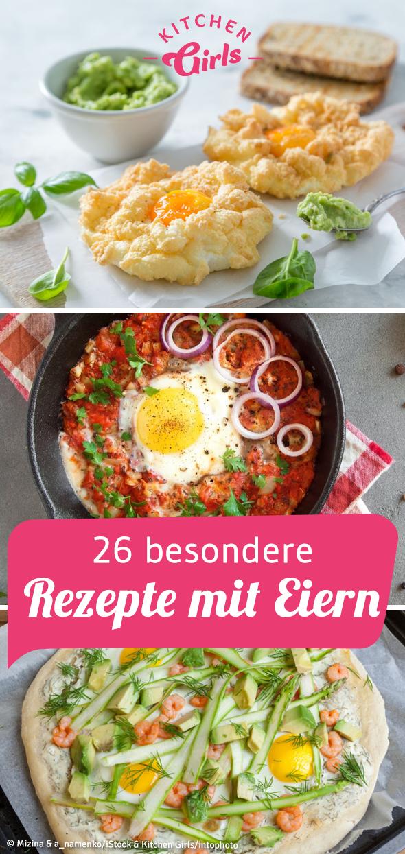 Hier Findest Du 26 Moderne Rezepte Mit Eiern Rezepte Mit Eiern Rezepte Herzhaft