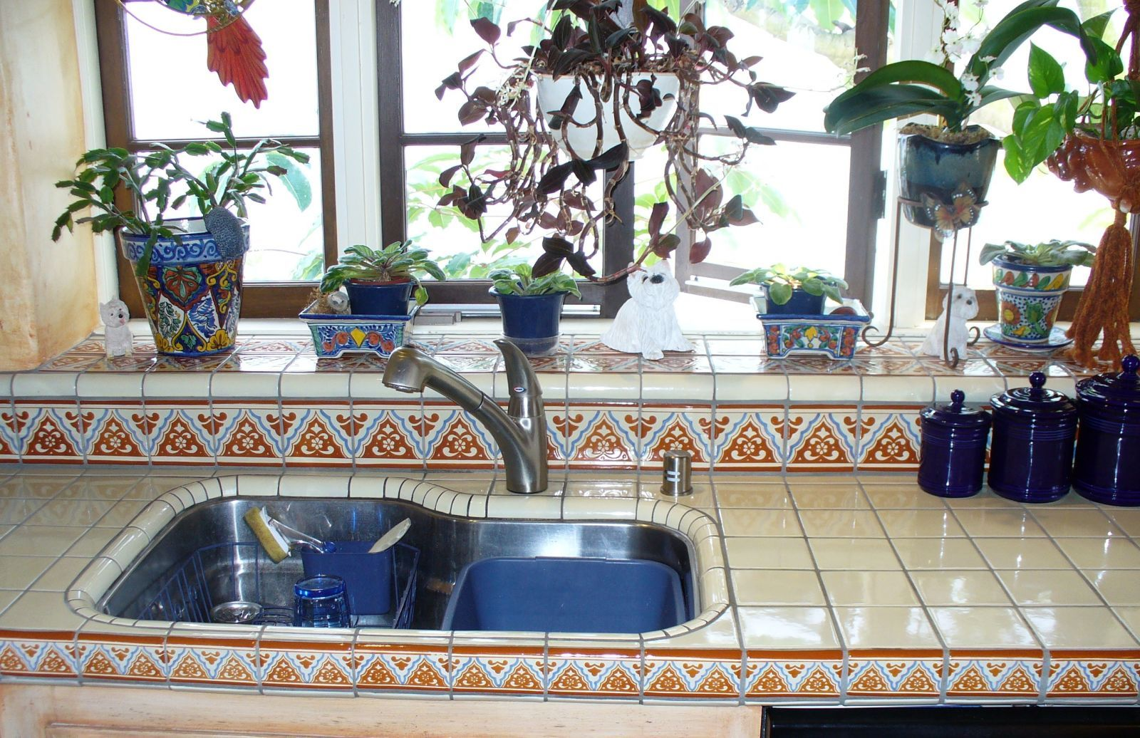 Kitchen Decor Mexican Style