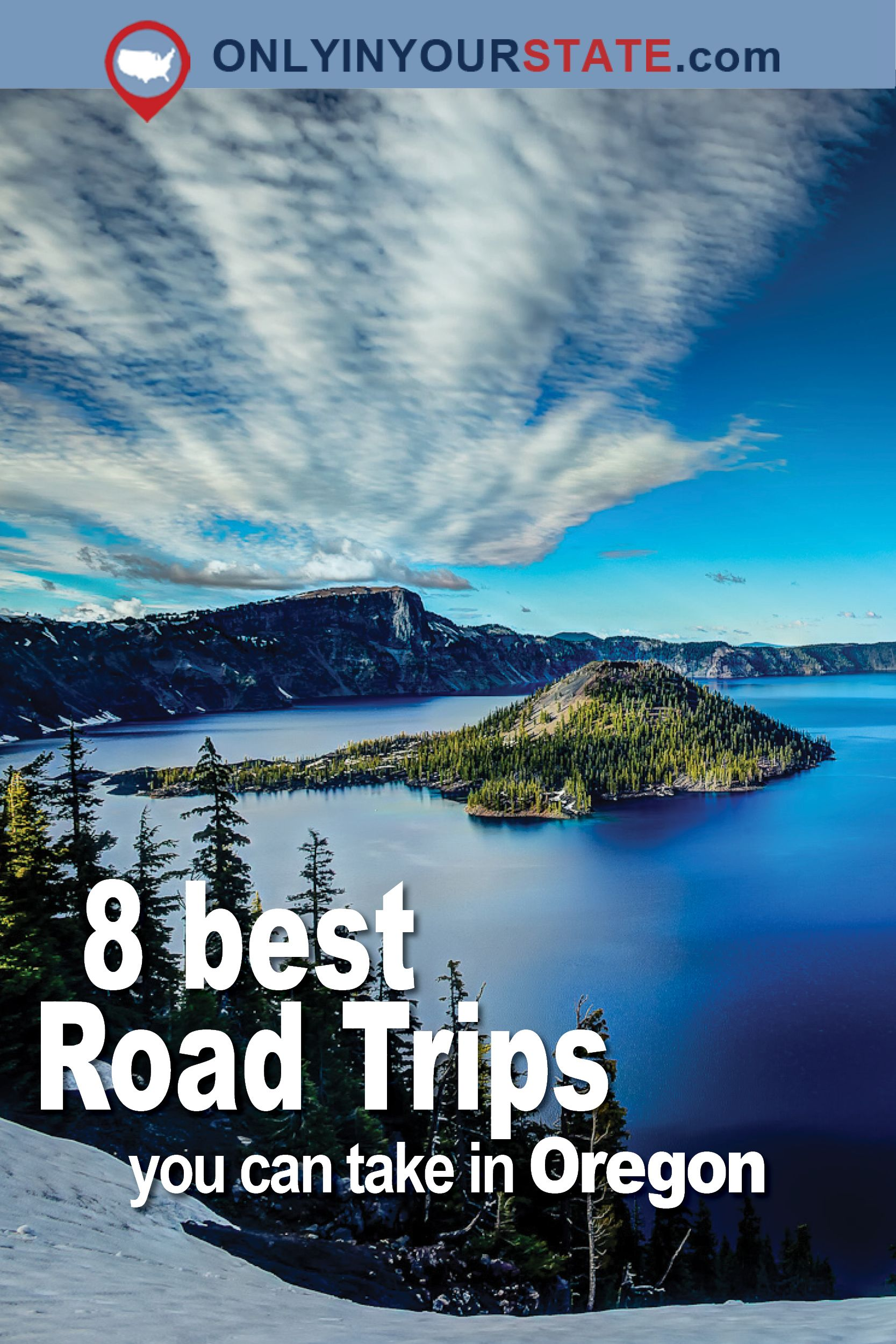 8 unforgettable road trips to take in oregon before you die | all
