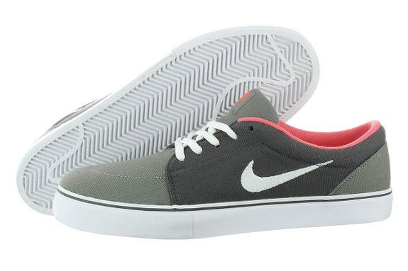 Nike Satire Canvas 555380 012 Men S Performance Skateboarding