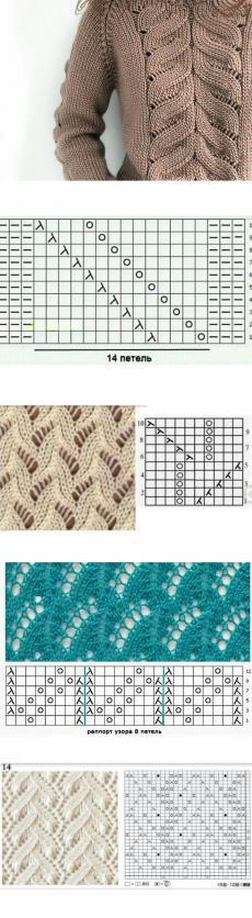 Photo of Вязание: Узоры спицами – – #BabyKnits #Crocheting #Knittin …