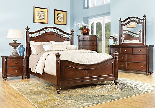 Shop for a Laurel View 5 Pc Queen Bedroom at Rooms To Go. Find ...