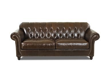 Shop For Klaussner Flynn Sofa 483757 And Other Living Room Sofas At Kittle S Furniture In Indiana And Leather Sofa Set Leather Furniture Klaussner Furniture