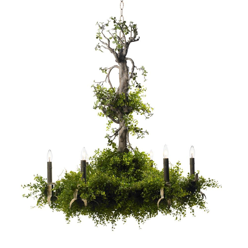Enchanted Chandelier By Canopy Designs