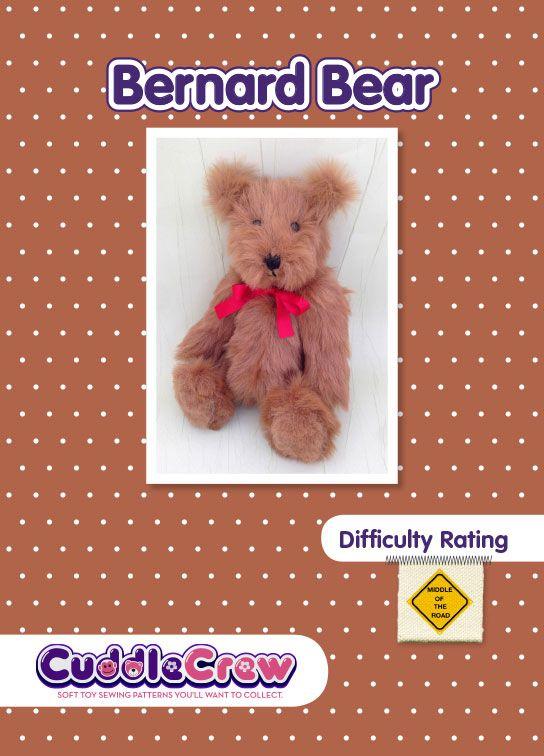 FREE Teddy Bear Pattern and Tutorial | Bears | Pinterest