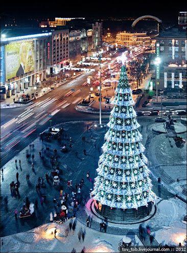 Christmas In Kyiv Ukraine Christmas In The City Christmas Worldwide Christmas In Europe
