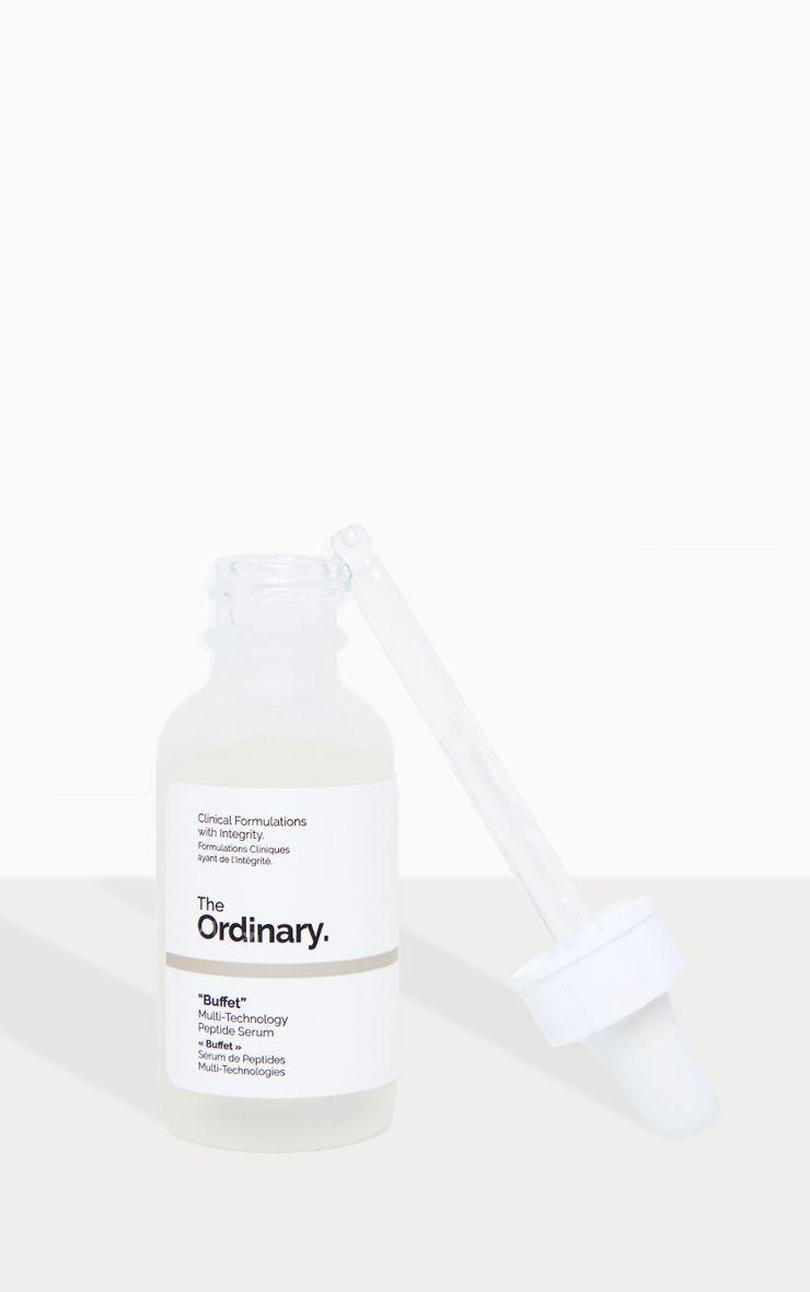 The Ordinary Buffet The Ordinary Buffet Polysorbate 20 Facial Skin Care
