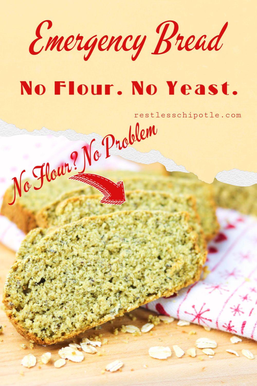 100 Oat Batter Bread No Flour Recipe Bread, Baking