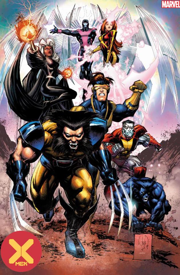 X Men 1 2019 Complete Cover Checklist X Men Comics Marvel Characters