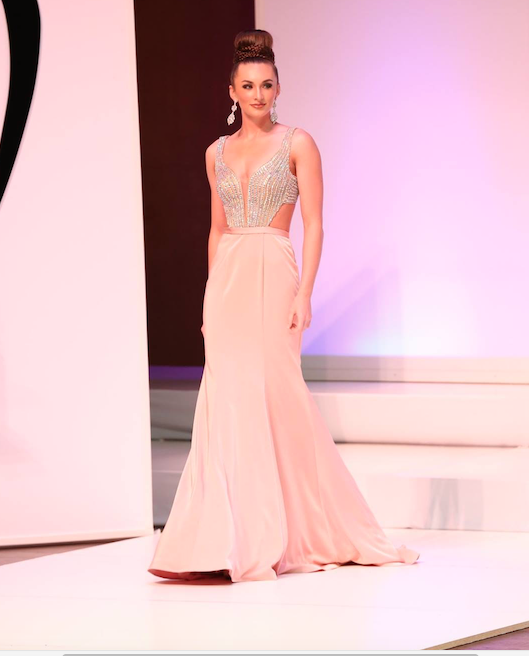 Miss Earth United States 2016 Evening Gown