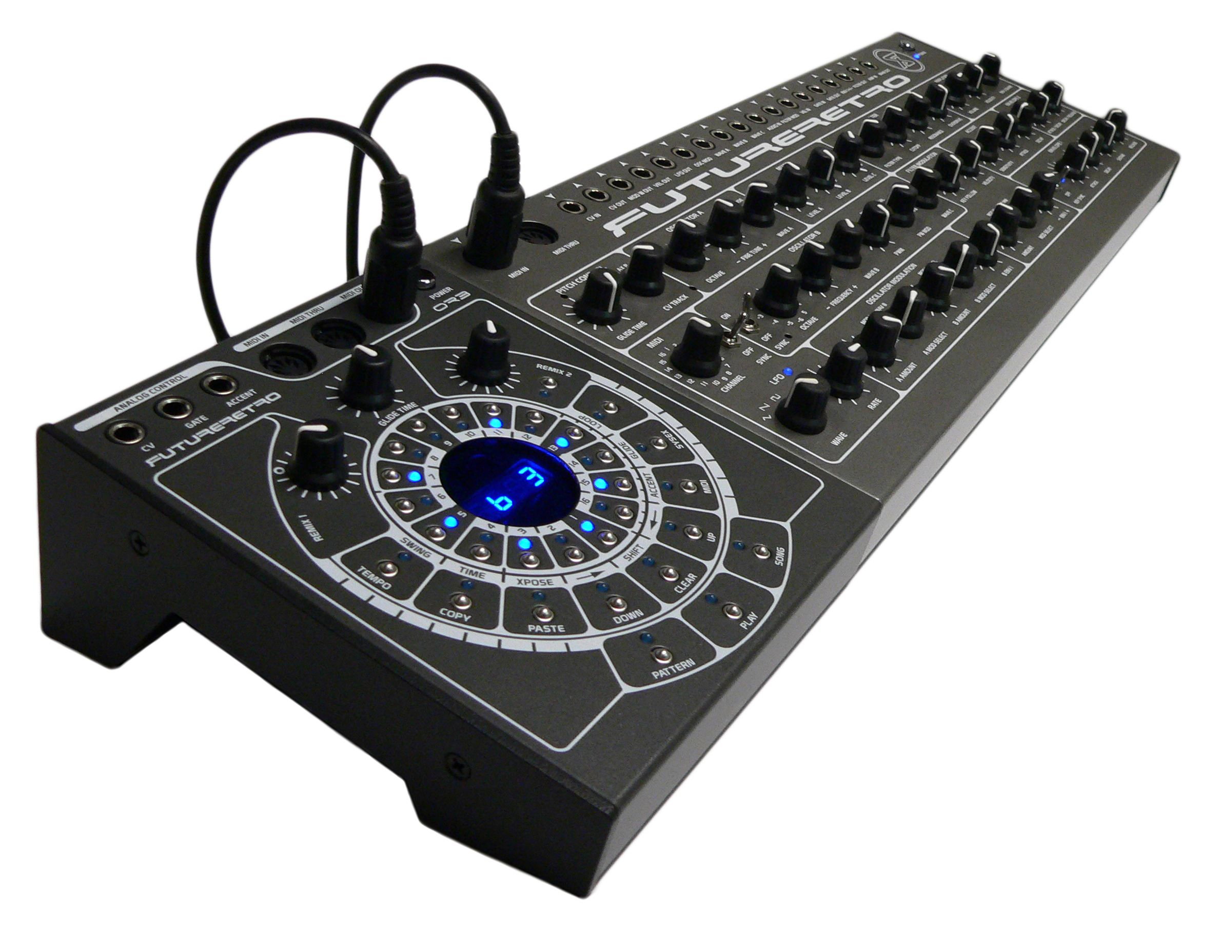 Future Retro Now At Switched On Synthesizer Music Synthesizer Music Machine
