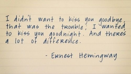 Hemingway No7 Books Pinterest Photo Quotes Daily Photo And