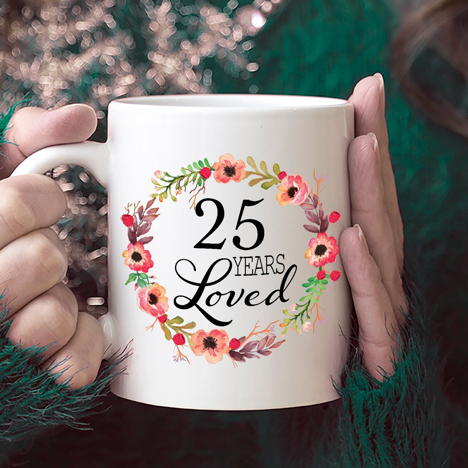 25th Birthday Gifts For Women