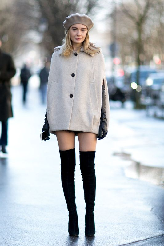 En el 'street style' de París, todo vale (literalmente)