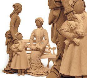 Mimin Dolls: obras de arte