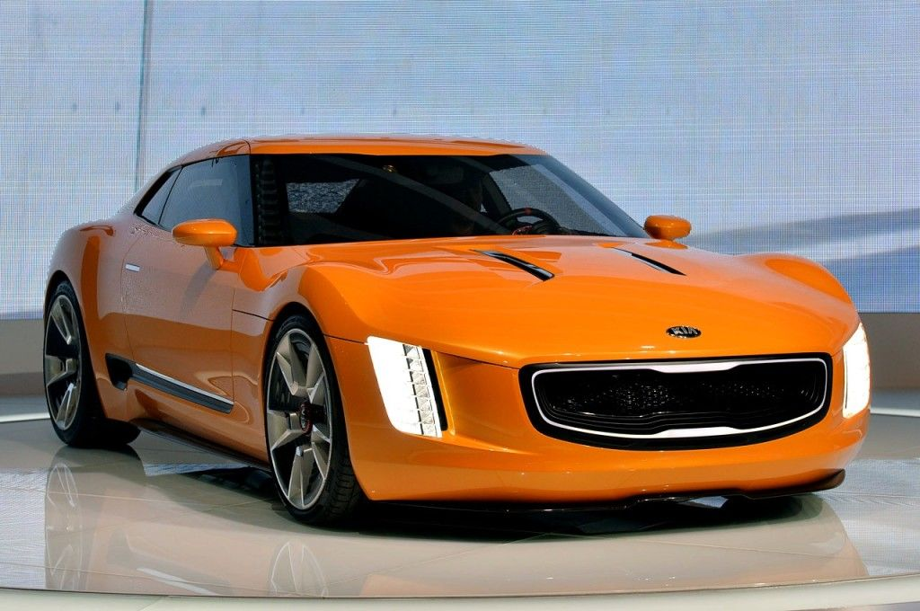2016 kia gt4 stinger concept car new models