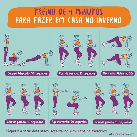 15 Exercícios para Afinar a Cintura e Queimar Gordura Sem Sair de Casa!