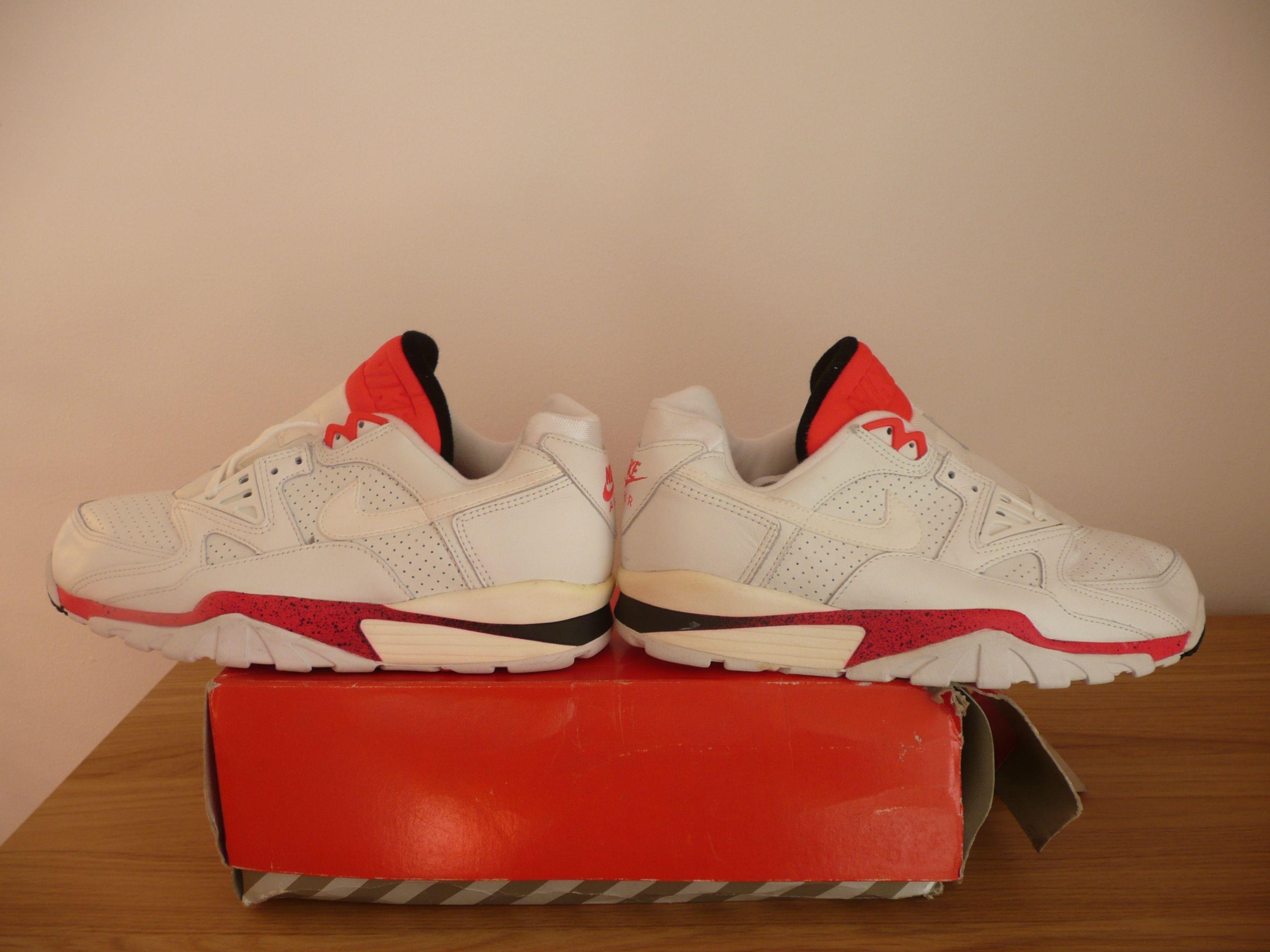 uk availability bd0ee 0300e OG Nike Air Cross Trainer III Low