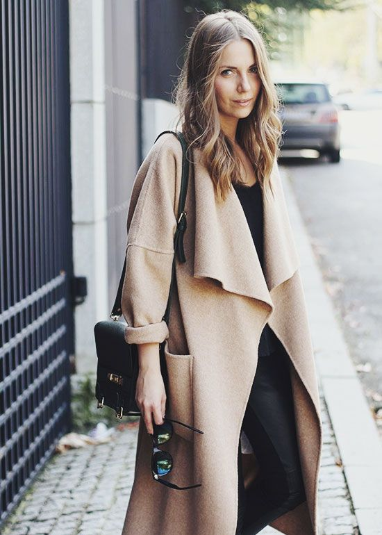 45 Images : Coats & Cosy Sweaters, Pantsuits, Leather & Lace :: This is Glamorous