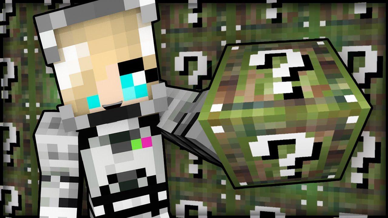 Camo Lucky Blocks Minecraft Mod Showcase With Images Minecraft Mods Minecraft Camo