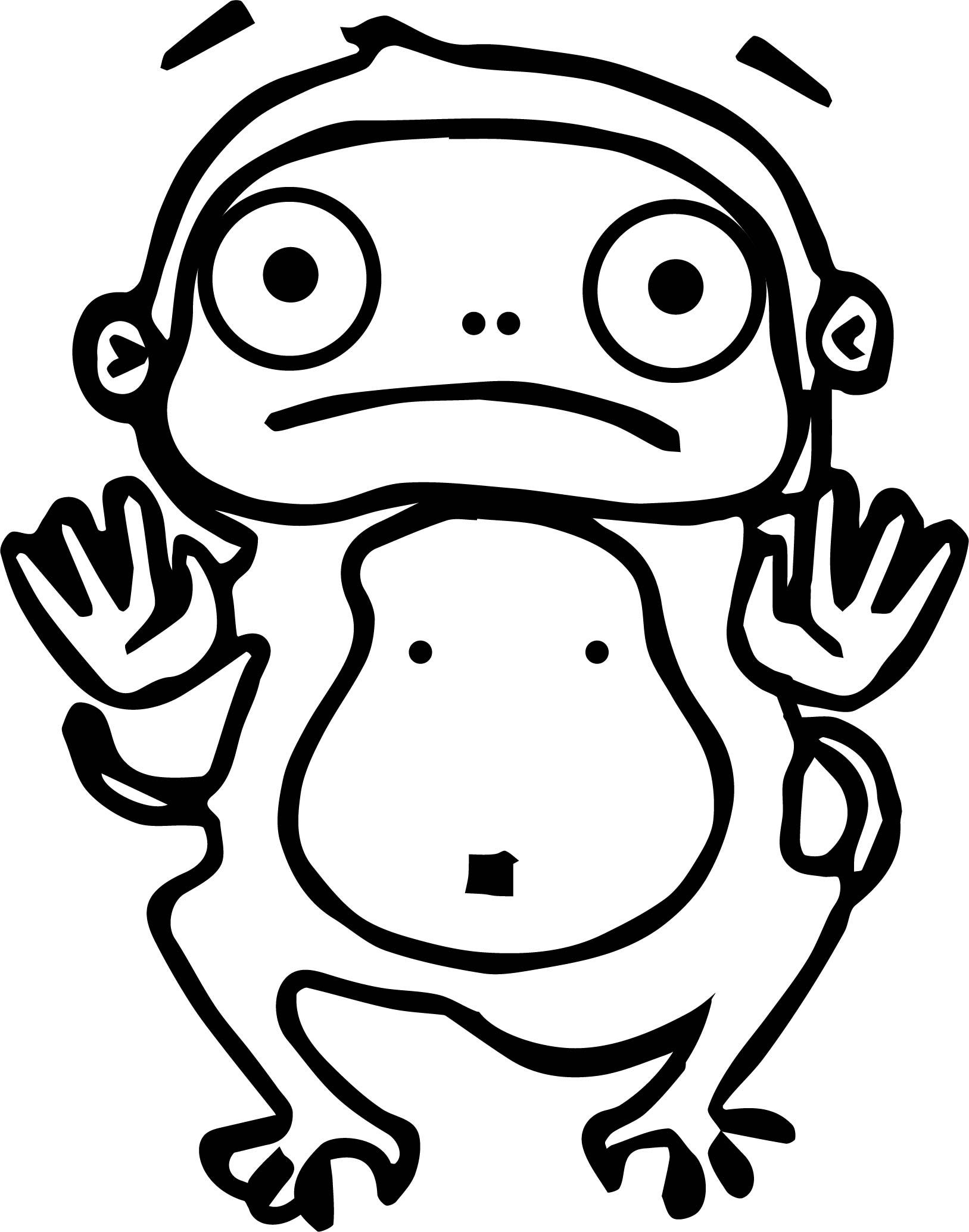 Monkey Cartoon Characters Coloring Page Wecoloringpage