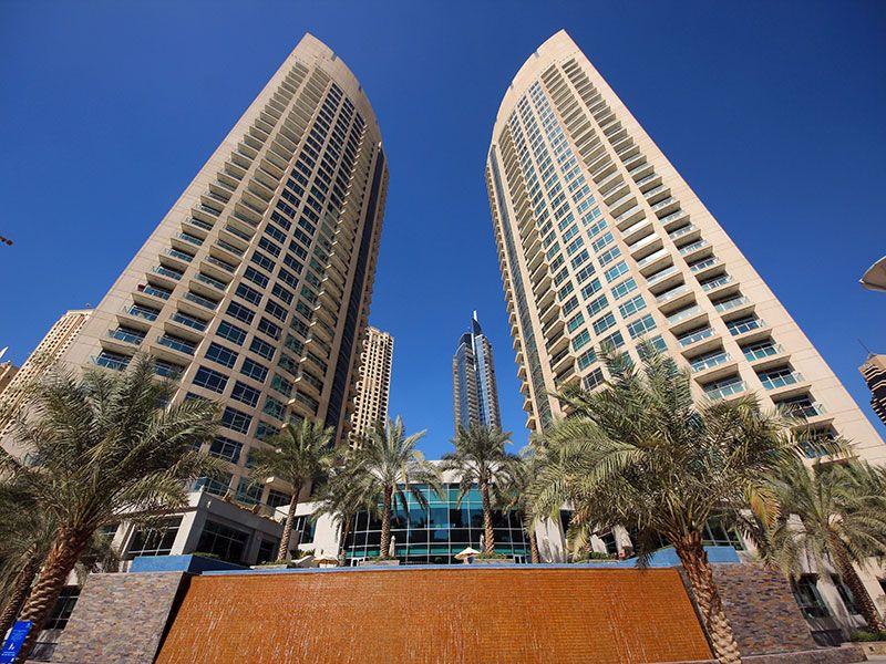 Park Island Dubai Marina Provident Estate Apartments