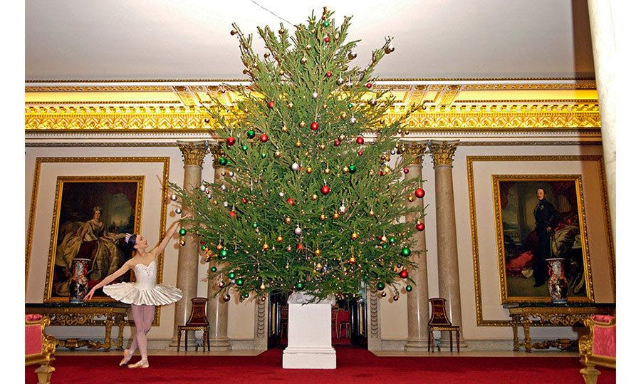 The English National Ballet really did perform at Buckingham Palace one Christmas. | Buckingham ...