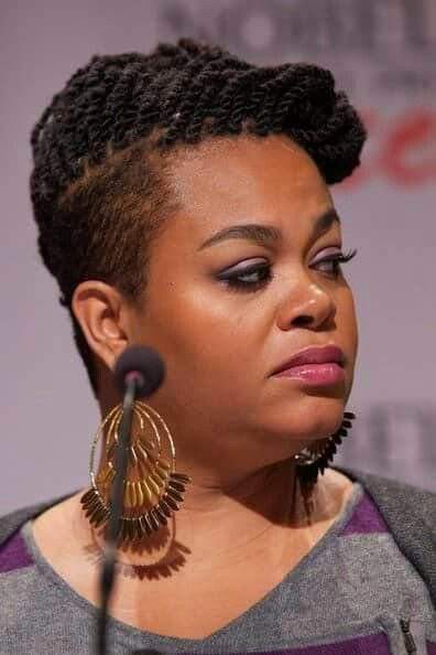Don T Mess With Me Jill Scott Natural Hair Styles Braided Hairstyles Short Hair Styles African American