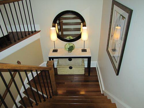 Stair Landing This Is What I Want My Landing To Look Like