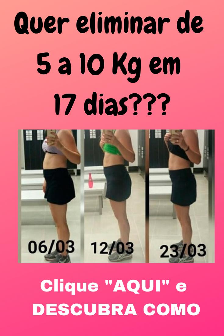 formas para perder peso rapido