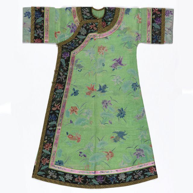 Robe (China), 1875–99