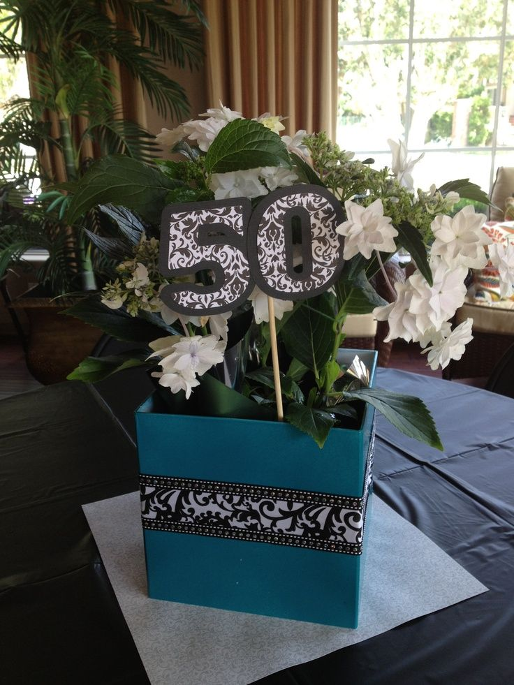 Pinterest 50th birthday party ideas 50th birthday for Anniversary decoration ideas 50th