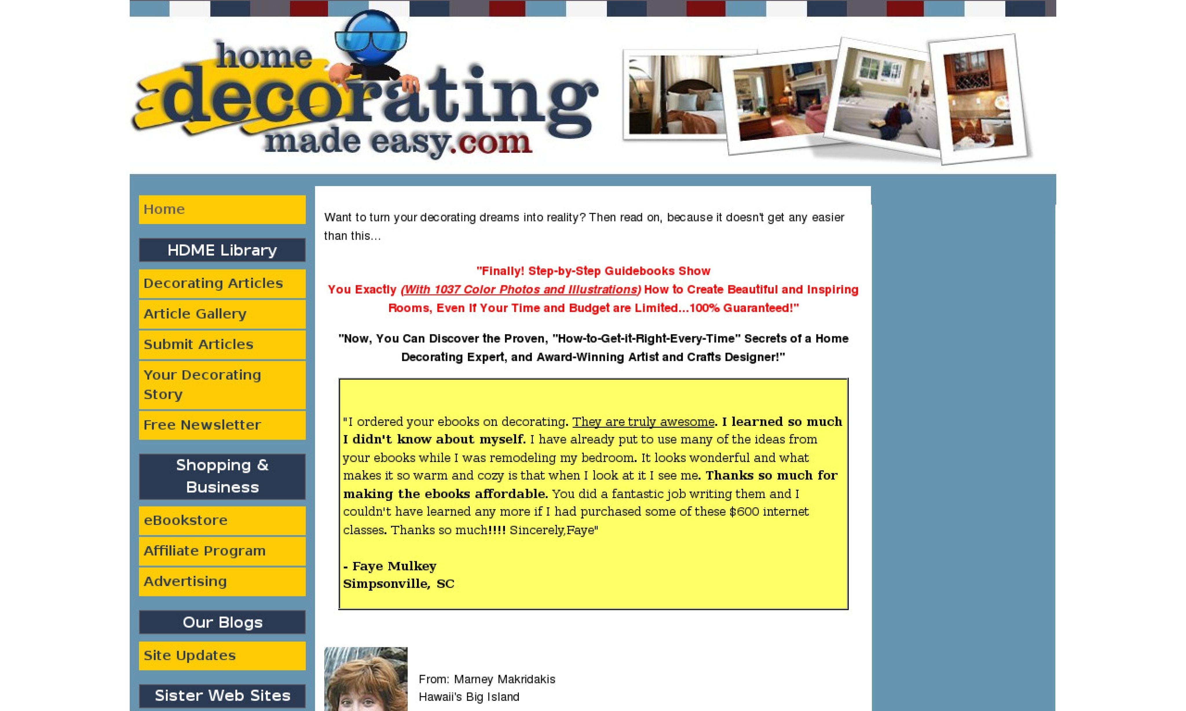 Home Decorating Made Easy - favorite interior paint colors Check ...