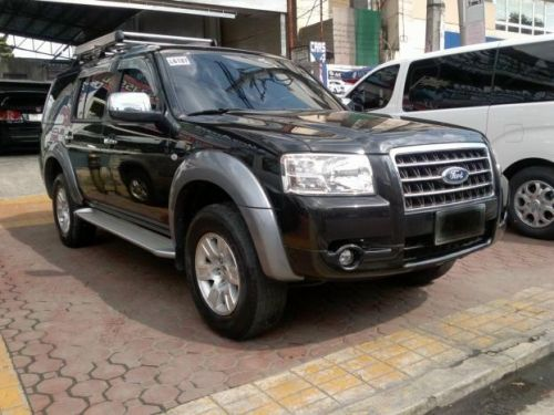 For Sale 2009 Ford Everest 2WD Manual Diesel more info please visit http://www.autotrade.com.ph/carsforsale/2008-ford-everest-2-5li-4x2-mt-dsl/