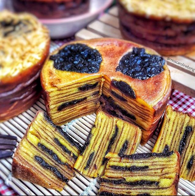 Cara Membuat Kue Lapis Legit Kukus Food Kue Lapis Resep