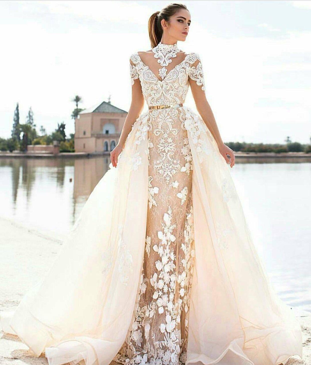 Pin von Züleyha Dirlik auf Wedding Dress   Pinterest