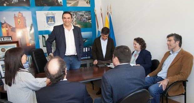 Lagoa reuniu com a Administração dos Portos de Sines e do Algarve!   Algarlife