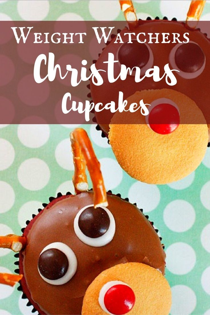 10 Delicious Weight Watchers Christmas Cupcakes Decadent Dessert