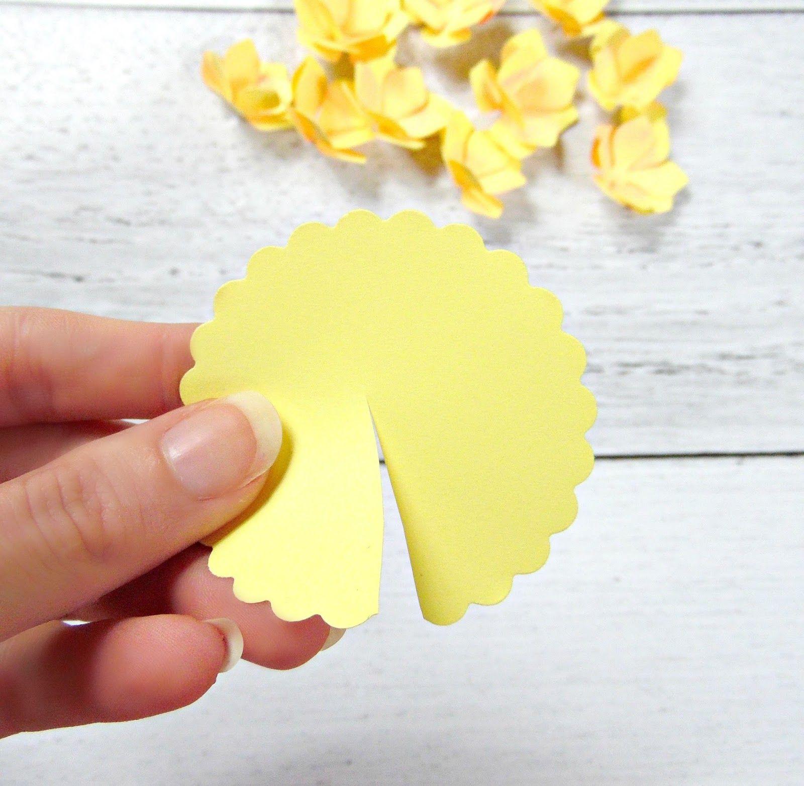 Paper Flowers Posts Catching Colorlfies Decorar Con Floras