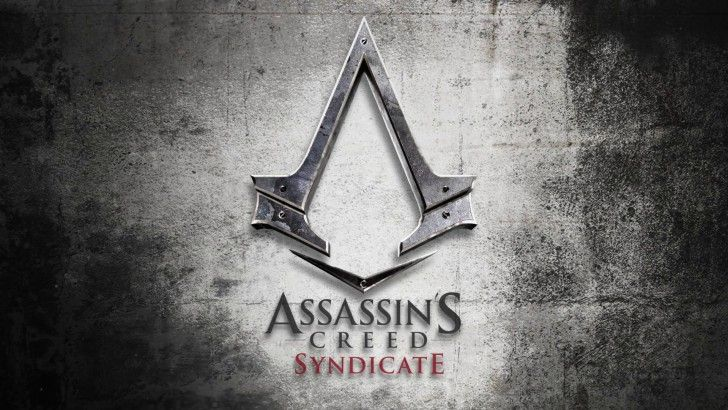Download Assassins Creed Syndicate Wallpaper Hd Logo 1920x1080 Assassins Creed Syndicate Assassin S Creed Wallpaper Assassins Creed Logo