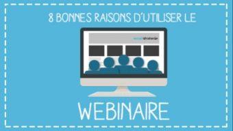8 bonnes raisons d'organiser un #webinaire ! | Webmarketing & co'm