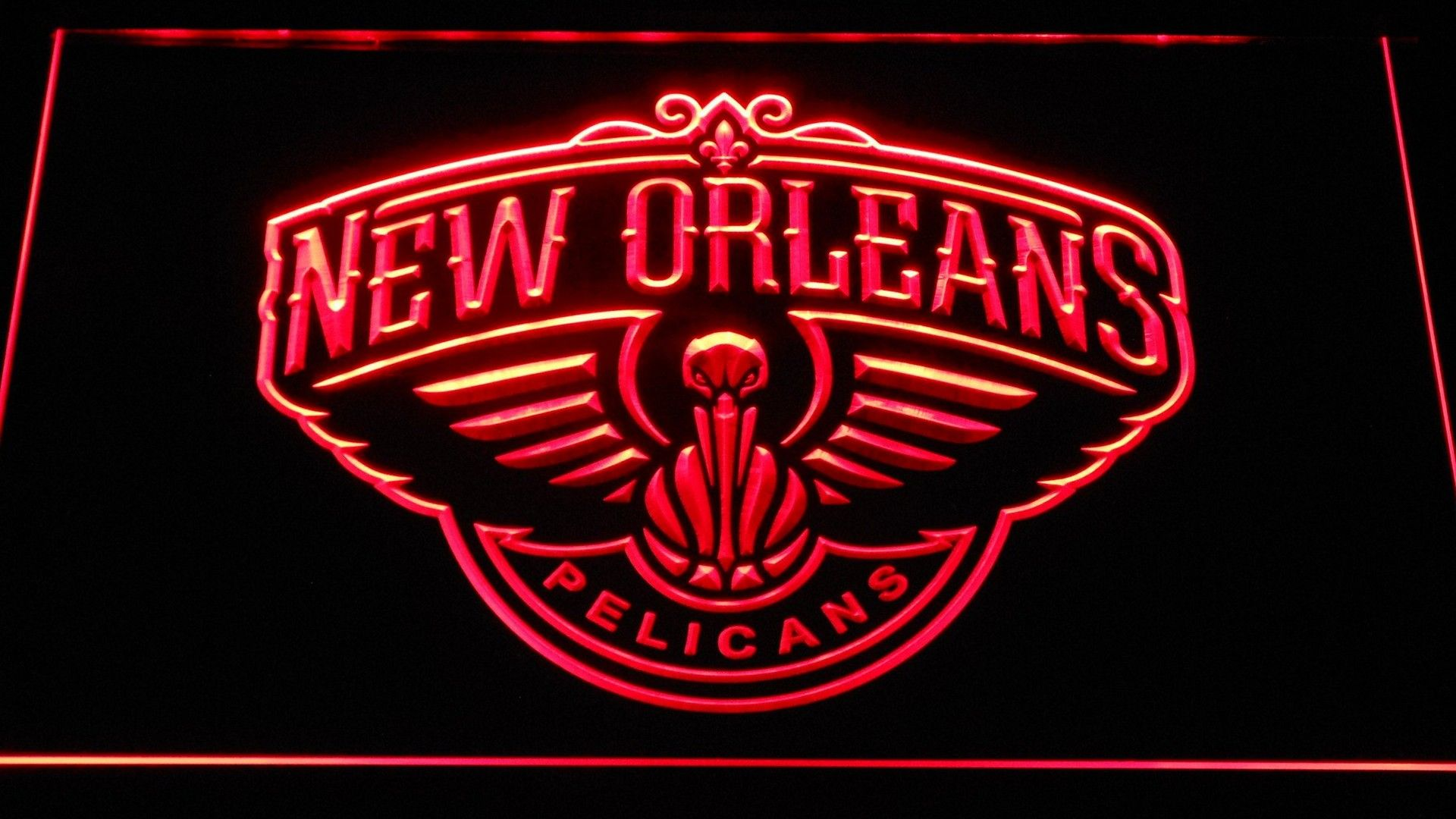Wallpapers Hd New Orleans Pelicans Led Neon Signs Neon