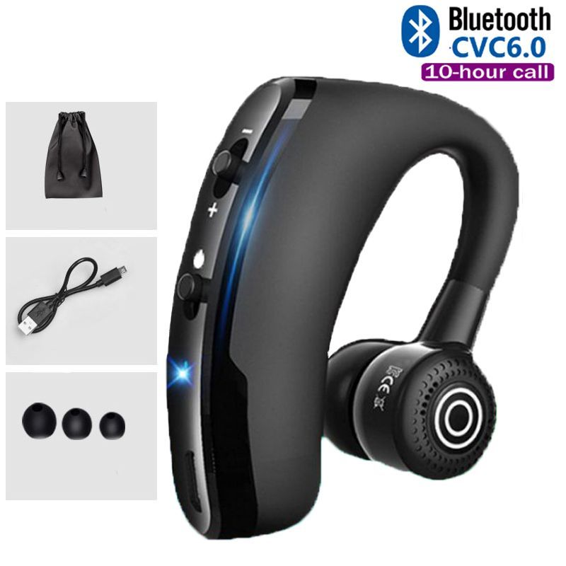 V9 New Upgrade Bluetooth 5 0 Earphones Wireless Headphones Blutooth Earphone Handsfree Headphone Sports Earbuds Business Headset Boughtagain In 2020 Wireless Earphones Wireless Headphones Headset