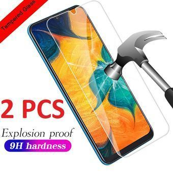 2 PCS Screen Protector Film Tempered Glass For Samsung Galaxy A50 A40